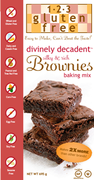 Divinely Decadent Chocolate Brownies