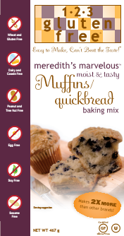 Meredith's Marvelous Muffin/Quickbread
