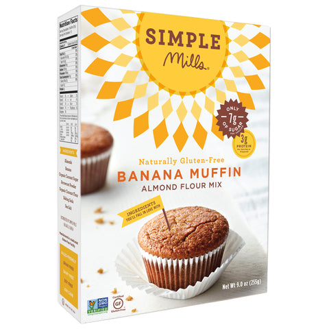 Banana Muffin Mix