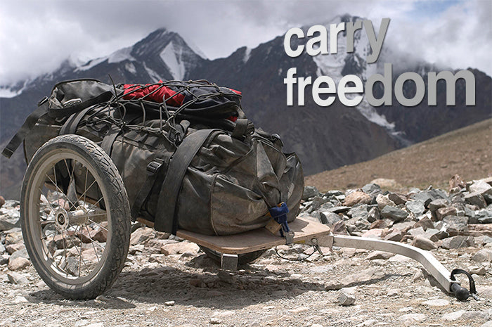 Carry Freedom - Y Large Trailer