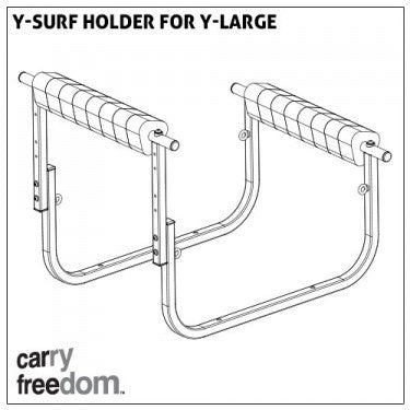 Carry Freedom Y Surf