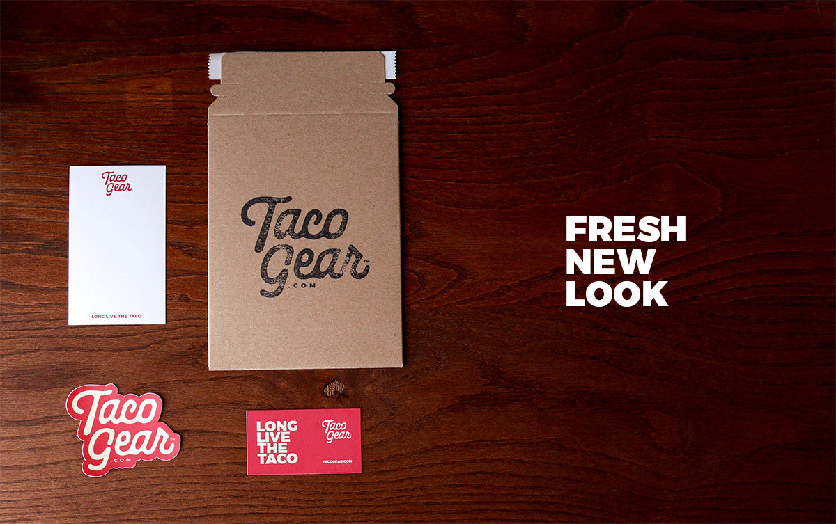 Why I Designed a New Look for Taco Gear + Sneak Peak