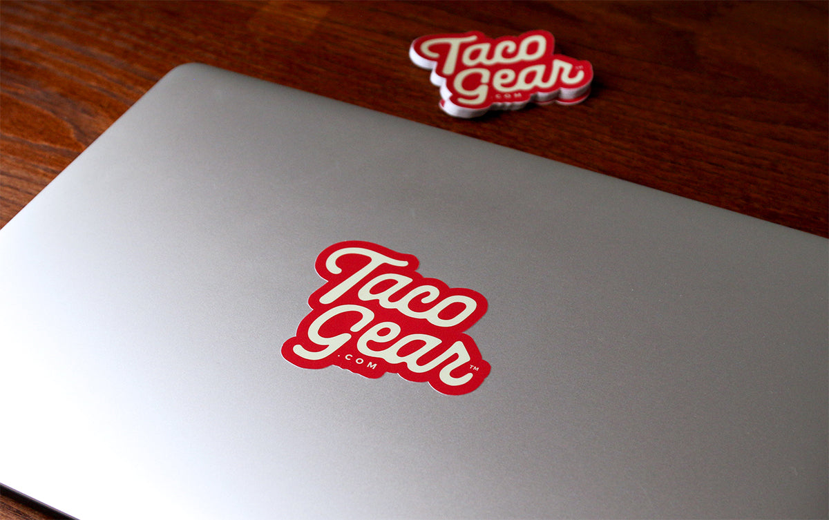 Taco Gear Sticker