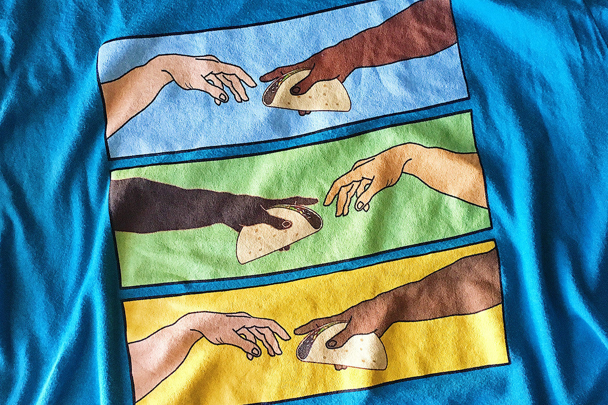 Taco Gear Creation of Unity Shirt