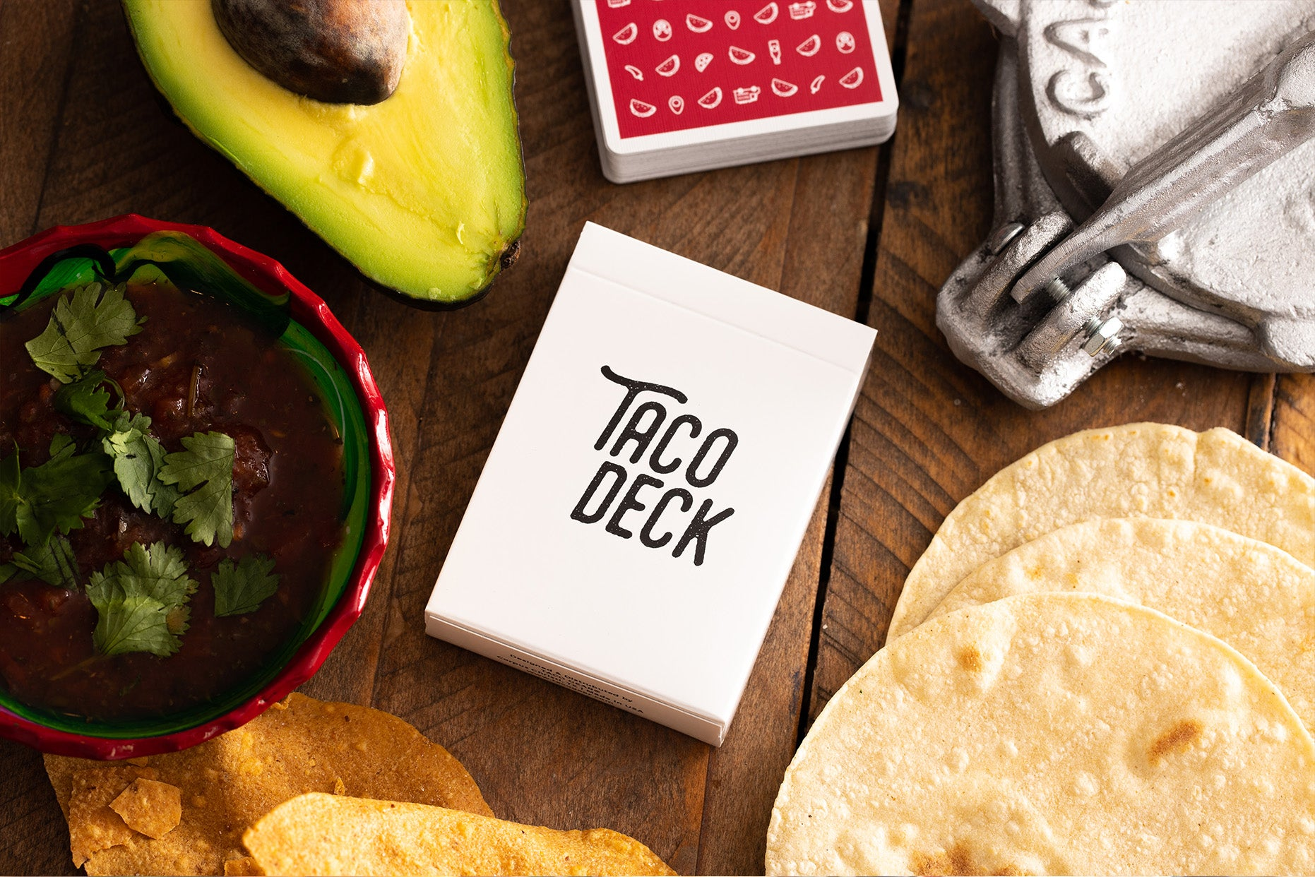 Taco Deck Playing Cards (Limited Run)