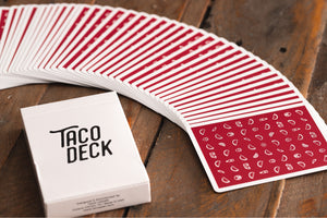 Taco Deck Playing Cards (Limited Run) - Taco Gear