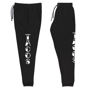 Taco Gear Tacos joggers in black