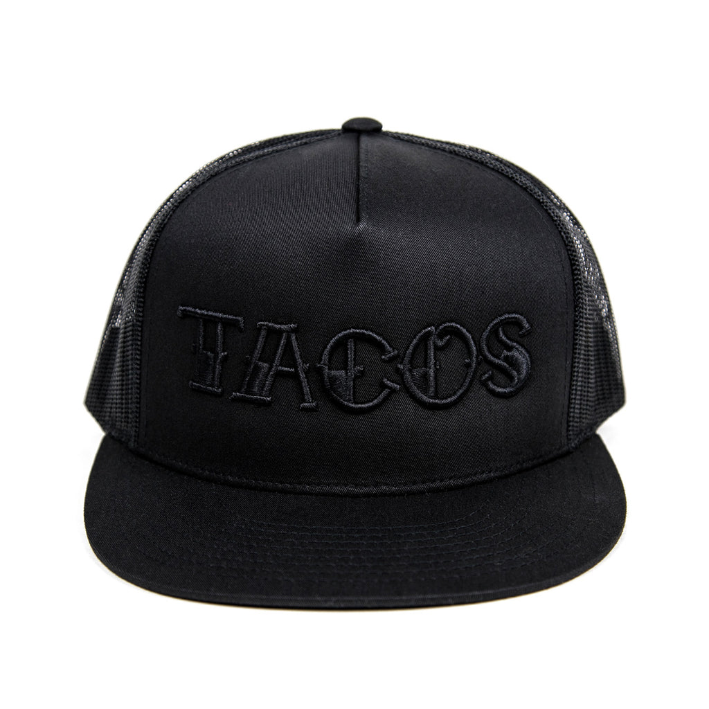TACOS Classic Trucker Blackout - Taco Gear