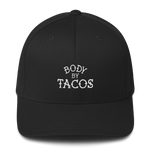 Body by Tacos FLEXFIT Hat - Taco Gear