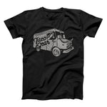 Taco Gear Taco Truck Black Shirt by Huls Design