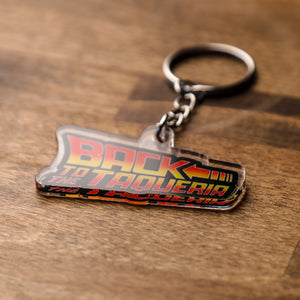Back to the Taqueria Keychain - Taco Gear