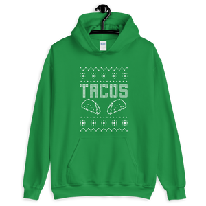 Ugly Tacos Hoodie - Taco Gear