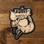 El Taquero Sticker - Taco Gear