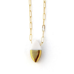 ellipse necklace - ASH Jewelry Studio - 2