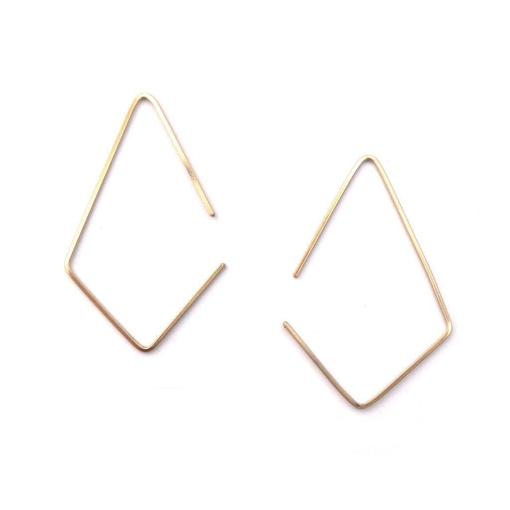 apex earrings - ASH Jewelry Studio - 1