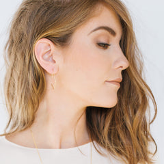 apex earrings - ASH Jewelry Studio - 4