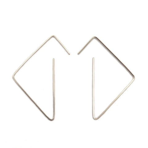 tri earrings