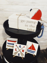 Lake Tiered Tray DIY Kit