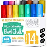 Blami Arts Chalk Markers 14 Pack