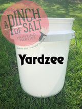 Yardzee Set