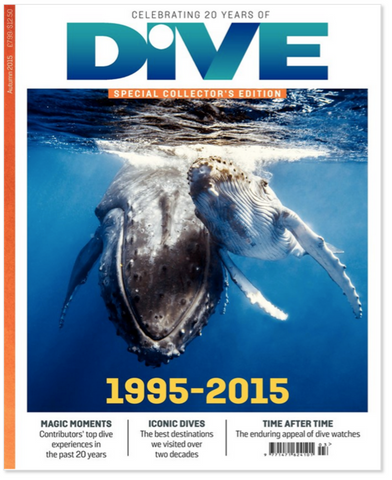 DIVE 20 YEAR SPECIAL