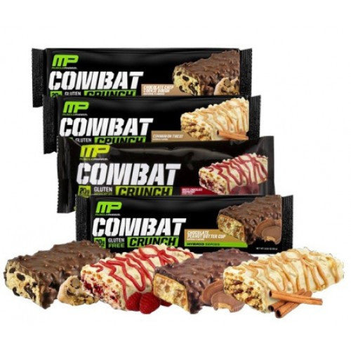 MusclePharm® Combat Crunch™ - The Black Market Kitchen