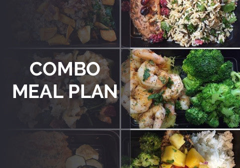 Combination Meal Plan - The Black Market Kitchen