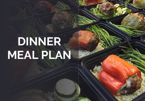 Dinner Meal Plan - The Black Market Kitchen