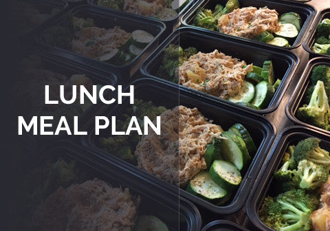 Lunch Meal Plan - The Black Market Kitchen
