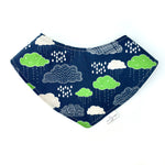Bandana Bib - Rainy Day