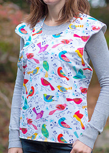 Paradise Birds | ONEder Cover Convertible Nursing Cover