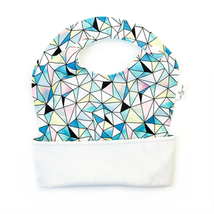 The Ultimate Meal Bib | Icy Prism