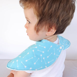 MILK & SUGAR BABY - Bibcloth 2-in-1 burp cloth and bib