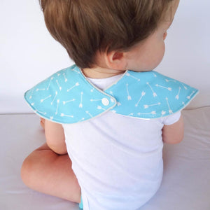 MILK & SUGAR BABY - Bibcloth 2-in-1 burp cloth and bib - neck closure