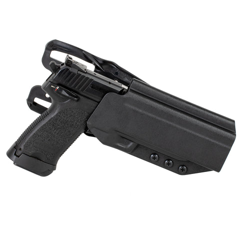 HK USP ELITE / EXPERT (HECKLER & KOCH) 9MM / .45MM / .40MM MATCH WEIGHT HOLSTER