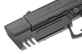 HK P30 (HECKLER & KOCH) MATCH WEIGHT STEEL COMPENSATOR WITH OR WITHOUT PICATINNY RAIL