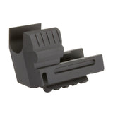 HK VP9SK (HECKLER & KOCH) MATCH WEIGHT ALUMINUM COMPENSATOR WITH OR WITHOUT PICATINNY RAIL