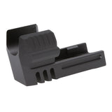 HK45C (HECKLER & KOCH) ALUMINUM COMPENSATOR WITHOUT PICATINNY RAIL