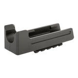 HK USP EXPERT .45 (HECKLER & KOCH) STEEL COMPENSATOR WITH PICATINNY RAIL