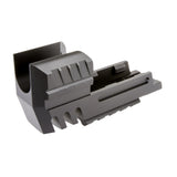 VP40 (Heckler & Koch) Match Weight Aluminum Compensator with Picatinny Rail