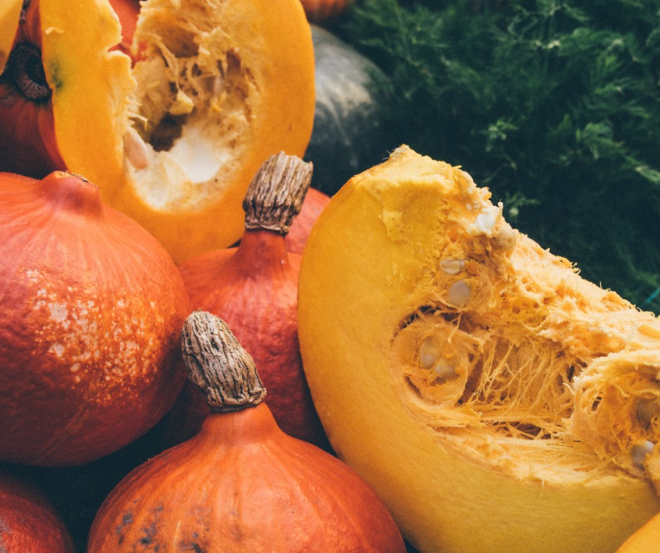 The Amazing benefits of Pumpkin for your Skin and Body
