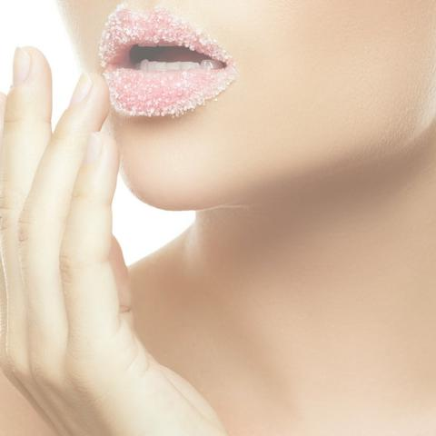 Use a lip scrub minimally followed by a lip balm to keep moisture locked in