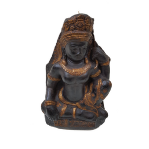 Candles - Handmade Budda Block Antique