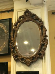 Framed Antique Cherry Gold