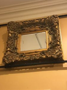 Heavy Frame Mirror