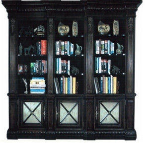 Bookcase - Versailles Collection 3 Partition