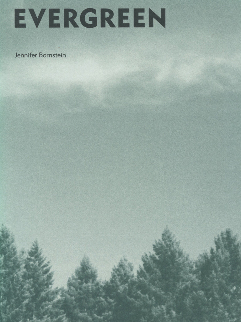 JENNIFER BORNSTEIN: EVERGREEN - Blum & Poe