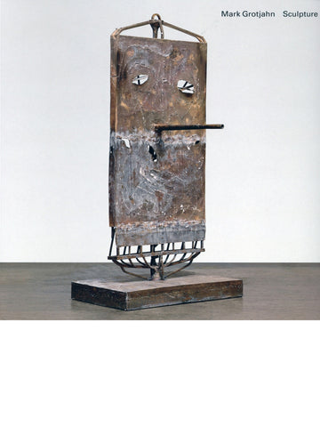 MARK GROTJAHN SCULPTURE