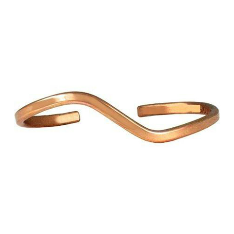 Copper Bracelet - Free As A Bird Jewelry