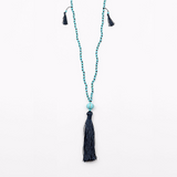 Tassel Mala Necklace - Free As A Bird Jewelry